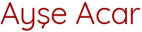 Ayşe Acar Logo
